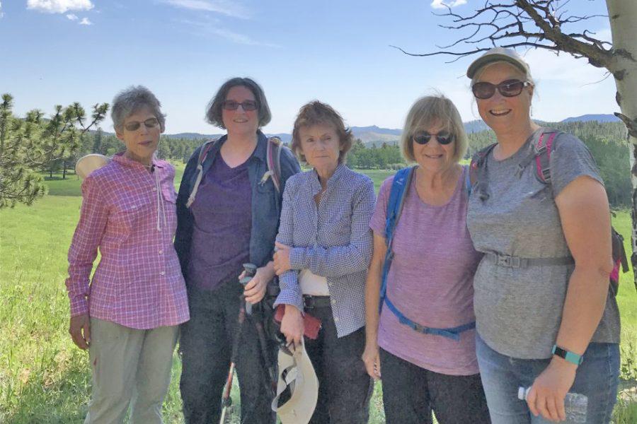 Hiking Group - July 2021